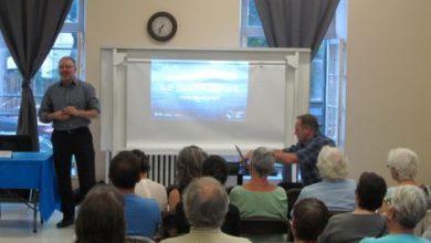 Photo of Événement-conférence sur le fleuve Saint-Laurent