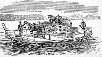 Photo of Les moyens de transport d'antan