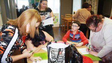 Photo of Le Fablier célèbre la journée de l'alphabétisation familiale!